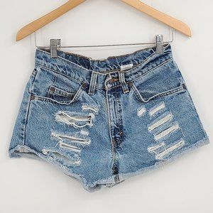 Vintage Levi's Orange Tab Made in USA Shorts